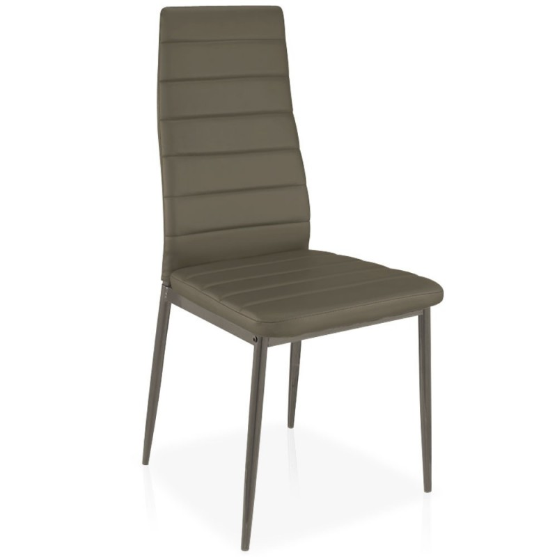 Lot de 4 Chaises Design