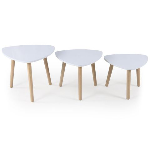 d'Appoint Set Tables d'Appoint Set de de Tables 3 3 cA5RLq4j3