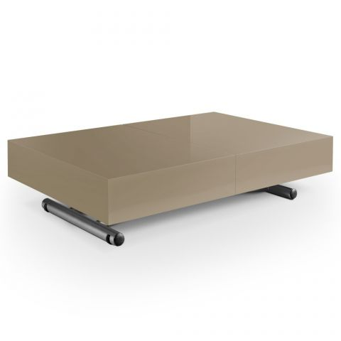 Table Basse Extensible Pimlico 120 220cm Taupe