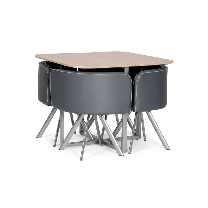 Ensemble Chaises Ensemble Ensemble Tableamp; Design 4 Design Tableamp; Tableamp; Chaises 4 T5lFJc3u1K