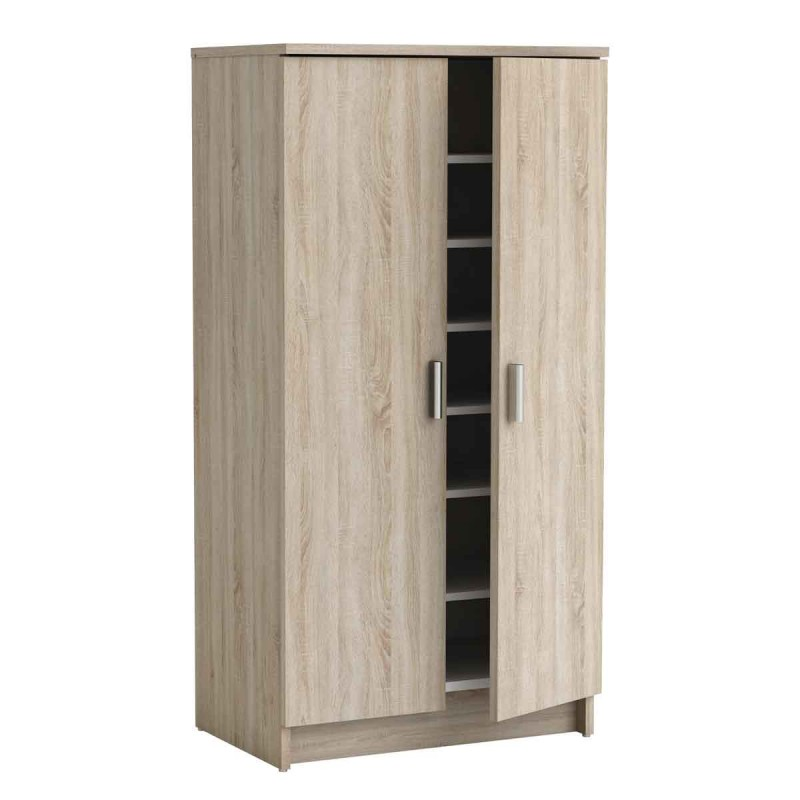armoire chaussures pannley 108cm ch ne. Black Bedroom Furniture Sets. Home Design Ideas