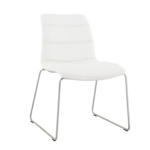 Chaise design Relax Blanc