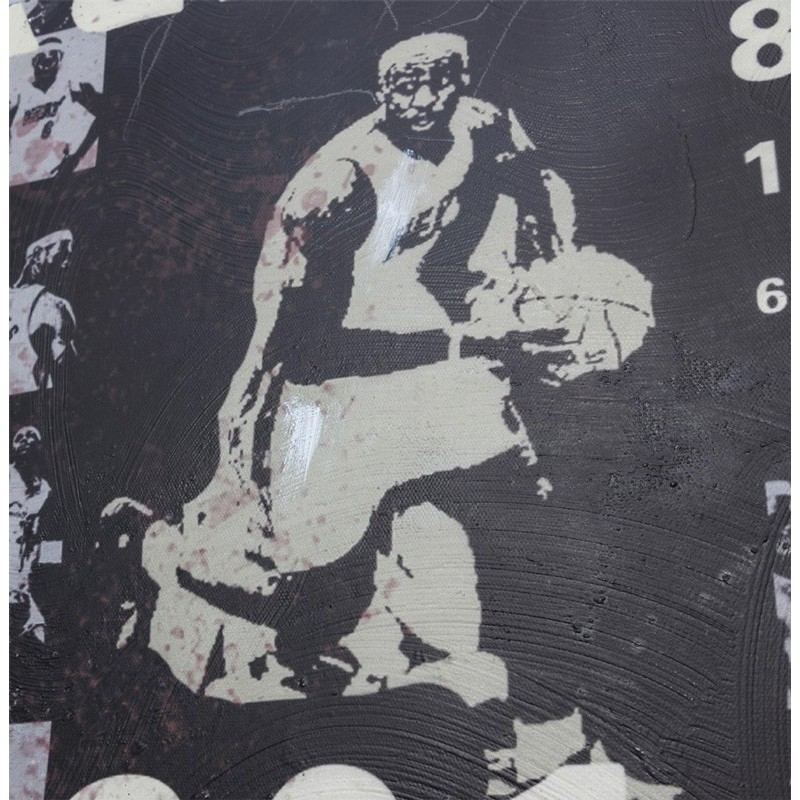 Tableau lebron james 90x120cm for Interieur sport lebron james