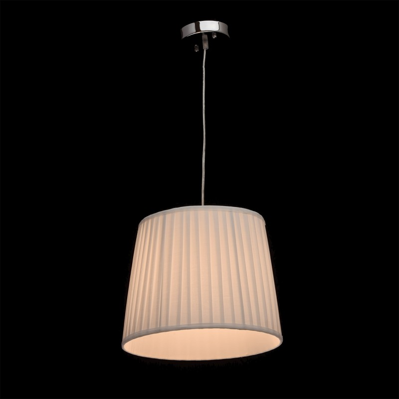 lampe suspension design mado 250cm blanc