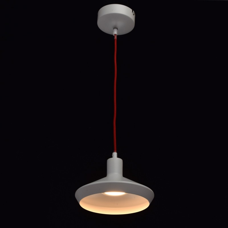 lampe suspension design led champ o 120cm blanc. Black Bedroom Furniture Sets. Home Design Ideas