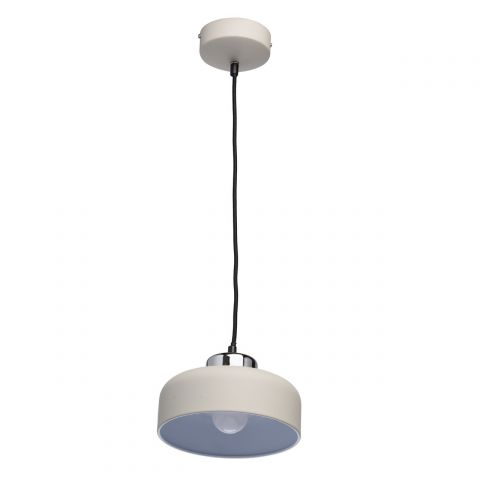 lampe suspension m tal led crossy 120cm blanc. Black Bedroom Furniture Sets. Home Design Ideas