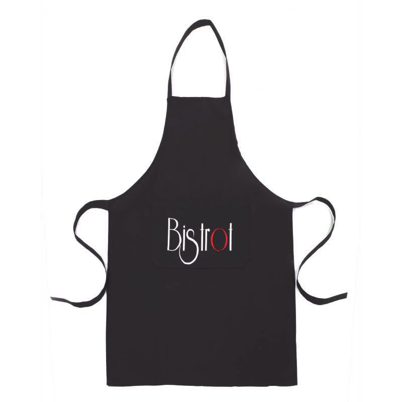 Tablier de cuisine bistrot for Tablier de cuisine plastifie