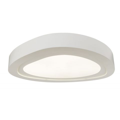 "Plafonnier Design LED ""Cloud"" 67cm Blanc"