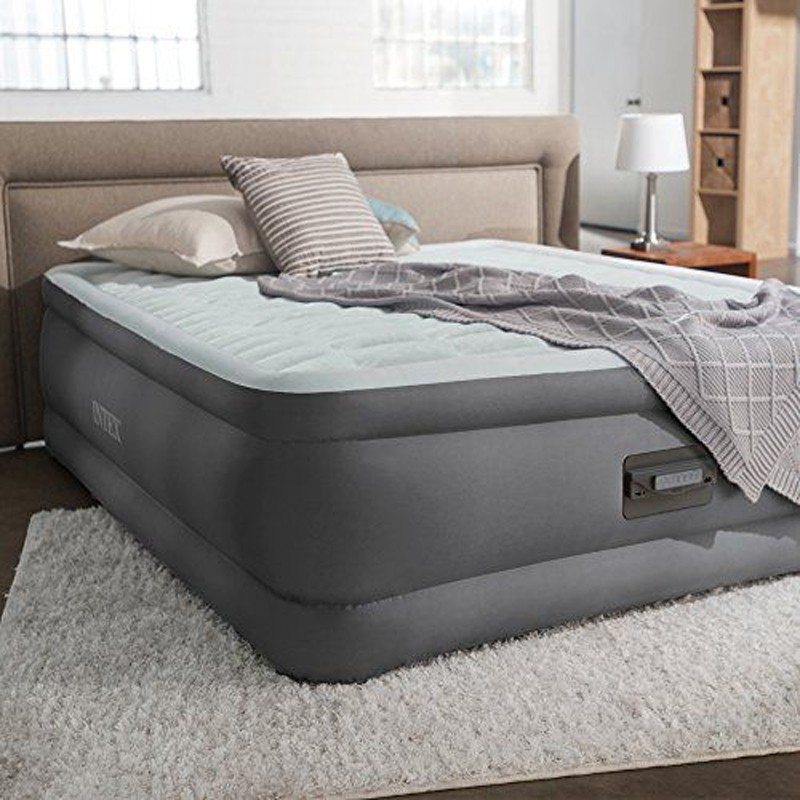 matelas gonflable 2 places luxe premair queen 203cm. Black Bedroom Furniture Sets. Home Design Ideas