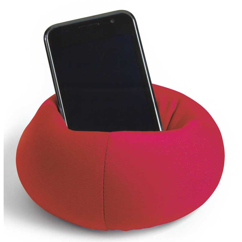 pouf porte t l phone. Black Bedroom Furniture Sets. Home Design Ideas