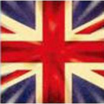 20 Serviettes En Papier Drapeau United Kingdom