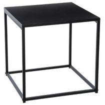 "Table Basse ""Gota"" 40cm Noir"