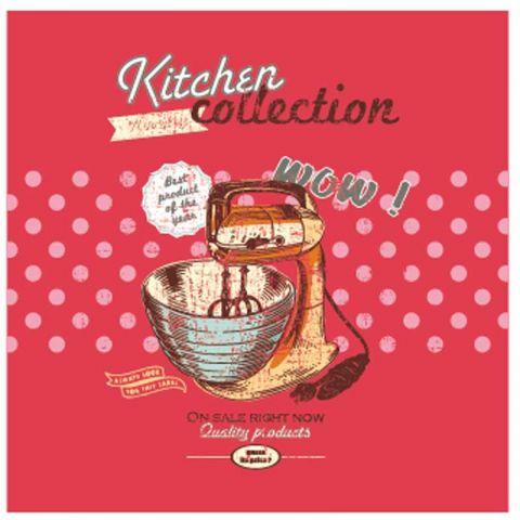 Set de Table Kitchen Collection