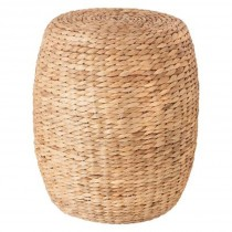"""Table d'Appoint """"Seagrass"""" 40cm Naturel"""