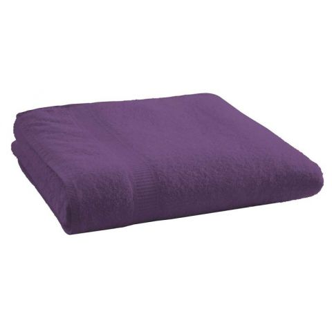 Drap de Douche Deep Purple 70x130cm