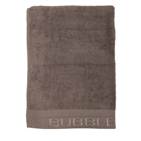 Serviette de Toilette Bubble & Soap Bronze 50x90cm