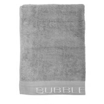 Serviette de Toilette Bubble & Soap Zinc 50x90cm