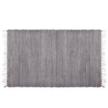 "Tapis de Salon ""Factory"" 140cm Gris Clair"