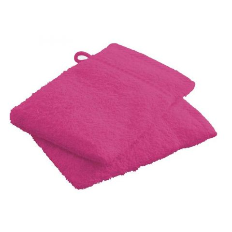 Lot de 2 Gants de Toilette Today Jus de Myrtille 16x21cm