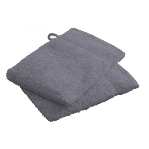 Lot de 2 Gants de Toilette Today Canon de Fusil 16x21cm
