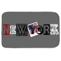 Tapis Velours New York City 45x75cm