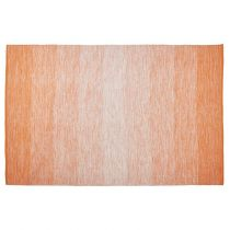 "Tapis de Salon ""Nuance"" 160x230cm Orange"