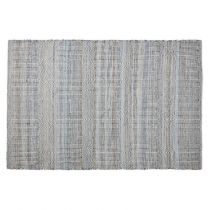 "Tapis de Salon Jeans & Laine ""Denim"" 160x230cm Multicolore"