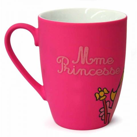 Mug Monsieur & Madame® Rose 10cm