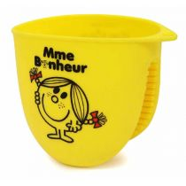 Manique Silicone Monsieur & Madame® Jaune