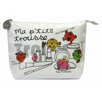 Trousse de Toilette Mr & Mme Blanche