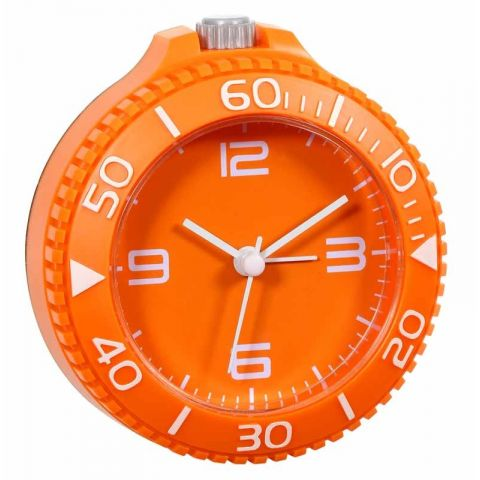 Réveil Montre Orange