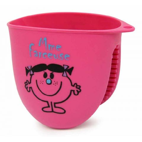 Manique Silicone Monsieur & Madame® Fuchsia