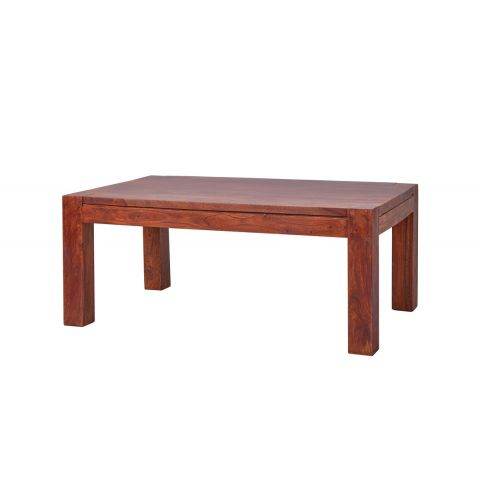 "Table Basse Vintage en Bois ""Yamuna"" 110cm Marron"