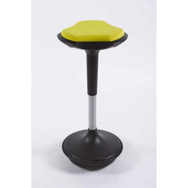 tabouret de bar moove jaune. Black Bedroom Furniture Sets. Home Design Ideas