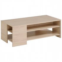 "Table Basse ""Alexander"" 108cm Naturel"
