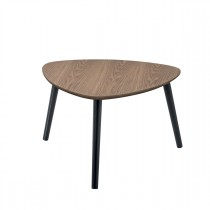 "Table Basse Scandinave ""Kaya"" 60cm Naturel"