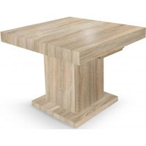 "Table de Repas Extensible ""Camaro"" 100-250cm Naturel"