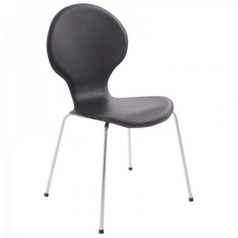 Chaise Design Katy Noire