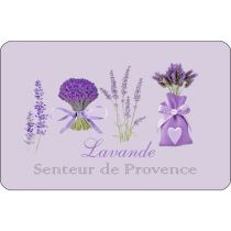 "Set de Table Lavande ""Sentorial"" 44x28cm Lilas"