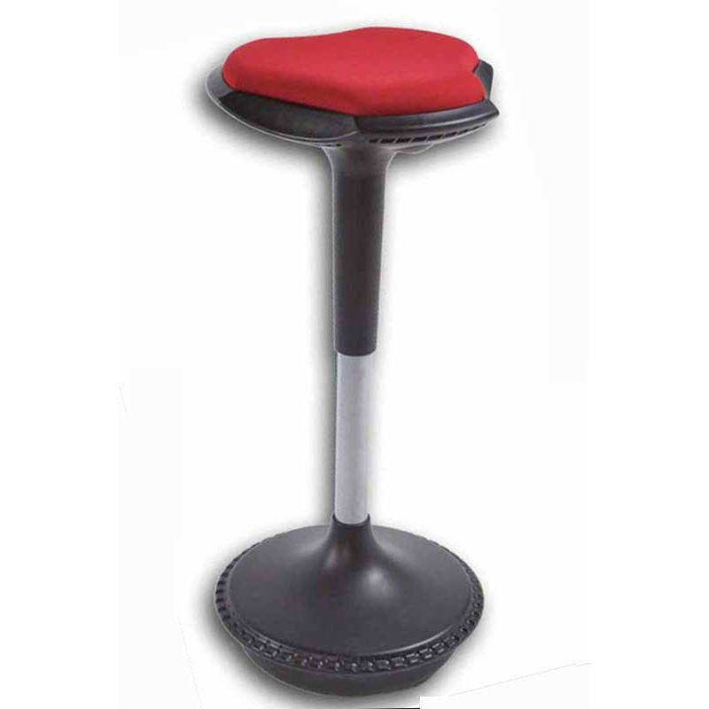 tabouret de bar moove rouge. Black Bedroom Furniture Sets. Home Design Ideas