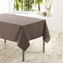"Nappe Antitache ""Essentiel"" 140x250cm Taupe"