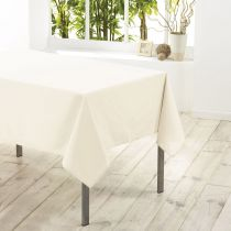 "Nappe Antitache ""Essentiel"" 180x180cm Naturel"