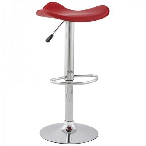 Tabouret de bar Cobra Rouge