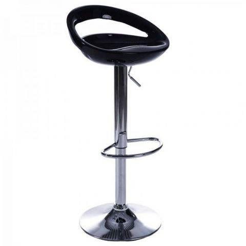 Tabouret de bar City Noir