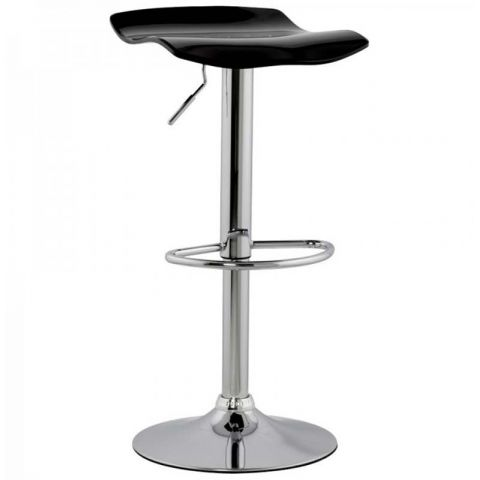 Tabouret de bar Pure Noir