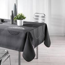 "Nappe Antitache ""Kosmo"" 150x240cm Anthracite"