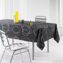 "Nappe Antitache ""Bully"" 150x240cm Anthracite"