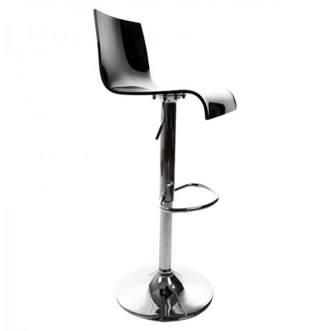 Tabouret de bar Space Noir