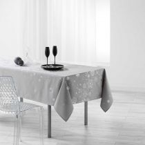 "Nappe Antitache ""Constellation"" 150x240cm Gris"