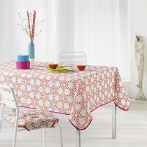 "Nappe Antitache ""Kaleida"" 150x240cm Multicolore"